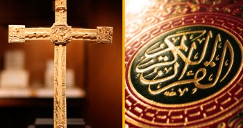 Contrasting Jesus and Muhammad