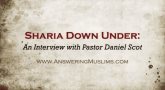Sharia Down Under: An Interview with Pastor Daniel Scot